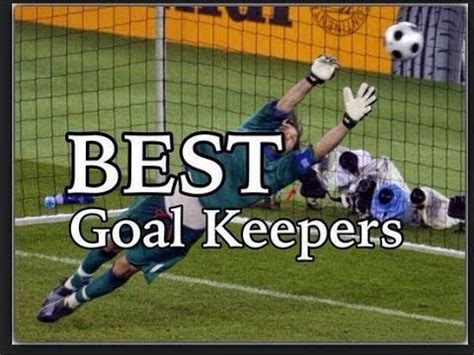 Top 10 Best Goalkeepers in the World   YouTube