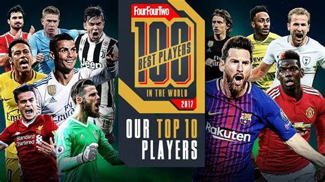 Top 10 Best Players in the World 2017   YouTube