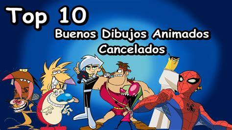 Top 10:  Buenos dibujos animados cancelados   Según Yo ...
