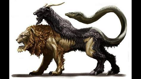 TOP 10: Criaturas de la mitología griega   YouTube