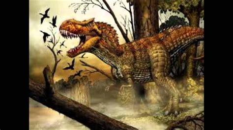 top 10 de los dinosaurios mas fuertes y letales   YouTube