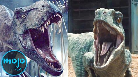 Top 10 Dinosaur Fights in Movies   YouTube
