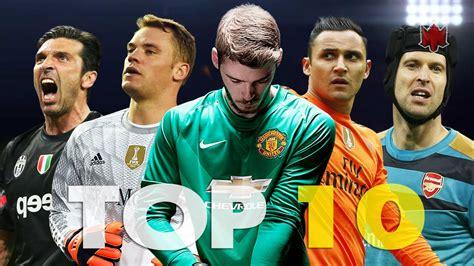 Top 10 Goalkeepers in the World   Season 2015/16 HD   YouTube