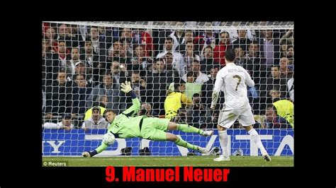 Top 10 goalkeepers of all time   YouTube