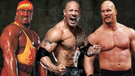 Top 10 Greatest WWE Wrestlers Of All Time   YouTube