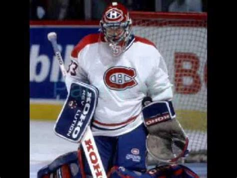Top 10 Hockey Goalies Of All Time   YouTube