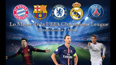 Top 10 Jugadores UEFA Champions League 2015/16 | Top 10 ...
