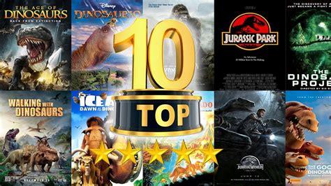 Top 10 las mejores películas de Dinosaurios   YouTube
