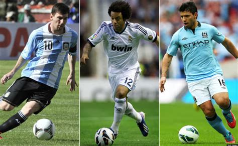 Top 10 Latino Soccer Players In Europe  GALLERY