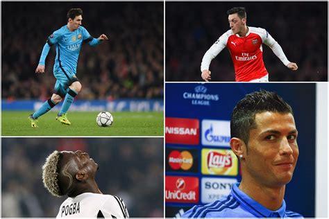 TOP 10: Los jugadores que más corren en la Champions