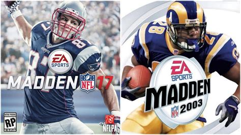 Top 10 Madden Curse Victims   YouTube