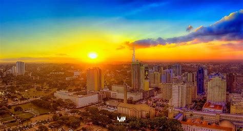 Top 10 Major and Largest Cities in Kenya