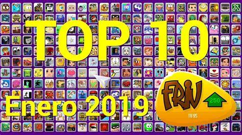 TOP 10 Mejores Juegos Friv.com de ENERO 2019   YouTube