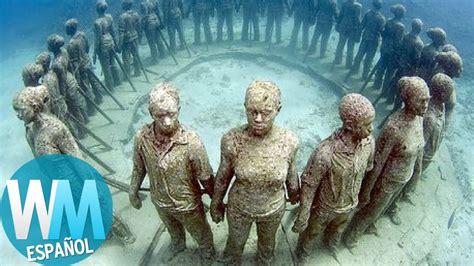 ¡Top 10 MISTERIOS del Fondo del Mar!   YouTube