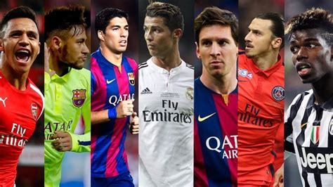 Top 10 most expensive football players in the world 2017 ...