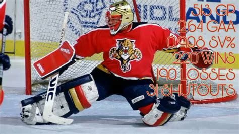 TOP 10 NHL GOALIES FROM 1990 S  1990 99    YouTube