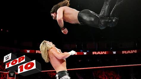 Top 10 Raw moments: WWE Top 10, November 26, 2018   YouTube