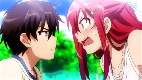Top 10 Romance Anime Where Main Character Is Forced Into A ...