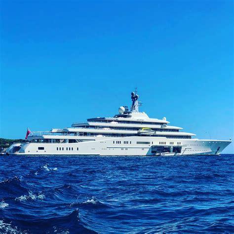 Top 10 Yachts les plus chers au monde Aujourd hui.
