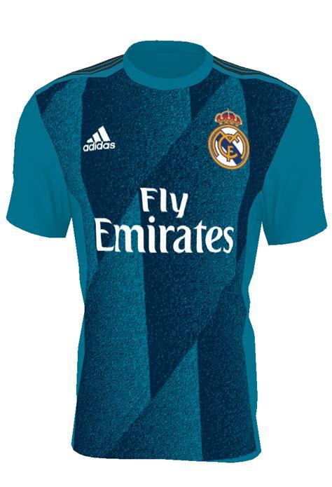 Top 100   Camisa 3 do Real Madrid 2017 2018 | Adidas ...
