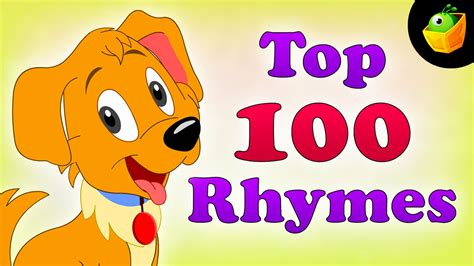 Top 100 Hit Songs   English Nursery Rhymes   Collection Of ...