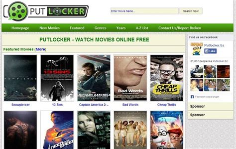 Top 12 websites to watch free movies online without ...