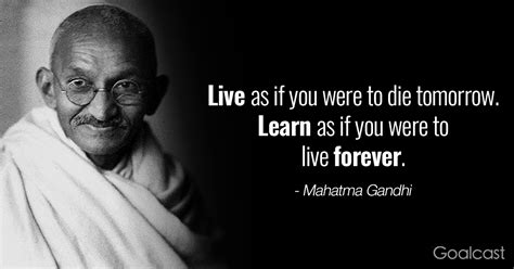 Top 20 Most Inspiring Mahatma Gandhi Quotes of All Time