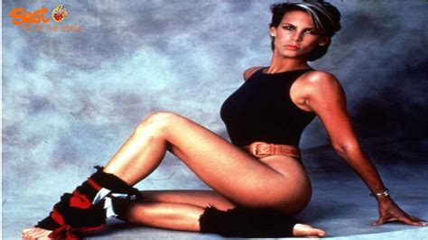 Top 20 Pictures of Young Jamie Lee Curtis   YouTube