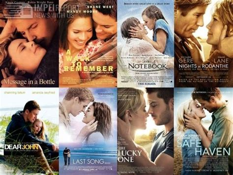 Top 20 Romantic Movies | Romantic movies, Romantic comedy ...