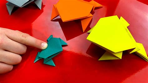 Top 21 Paper Folding or Origami Art & Craft for Kids