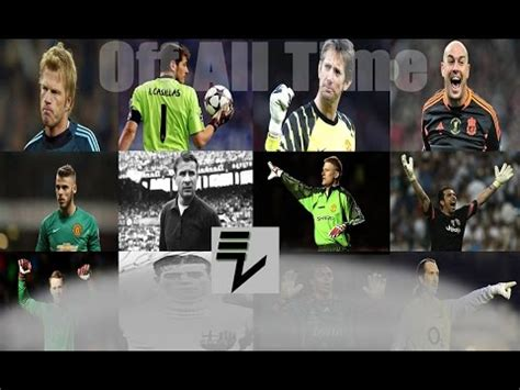 Top 25 Best Goalkeepers In The World Of All Time Untill ...