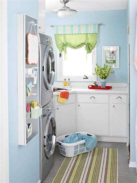 TOP [30+] Small Laundry Room Organization Tips and ...