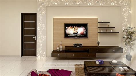 Top 45 Modern TV Cabinet Design || Beautiful Living room ...