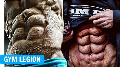 TOP 5 BEST ABS IN THE WORLD 2017   YouTube
