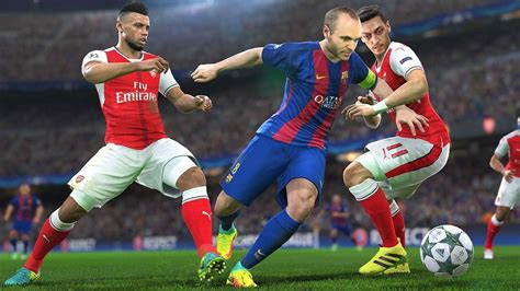 Top 5 Best FREE Football Games For Android 2017  High ...
