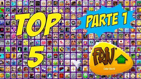Top 5 de Mejores Juegos Friv | Juegos Gratis | Parte #1 ...