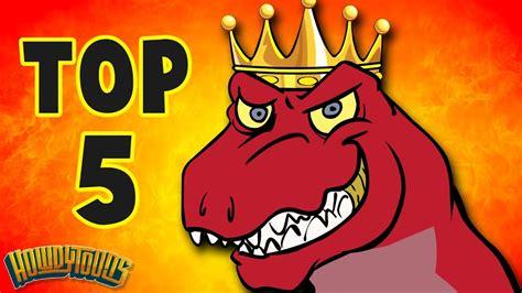 Top 5 Dinosaur Songs | Best Dinosaur Cartoons for Kids ...