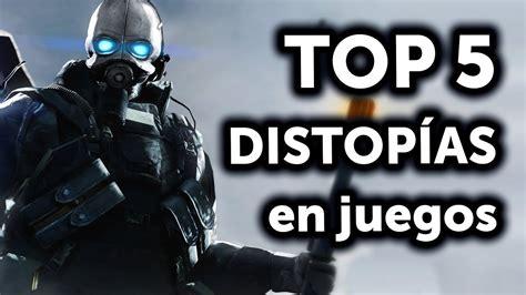 Top 5   Distopías en juegos   YouTube