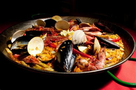 Top 5: España al plato   Cocina Internacional