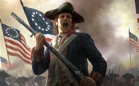 Top 5 juegos sobre la Guerra de Independencia Americana ...