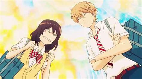 Top 5 melhores animes romance/Vida escolar   YouTube