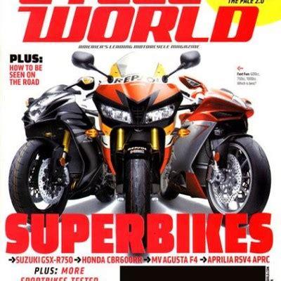 Top 5 Motorcycle Magazines | Car & Auto Magazines