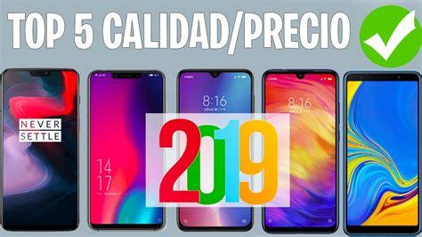 TOP 5 MOVILES GAMA MEDIA CALIDAD PRECIO 2019   Lo MEJOR ...