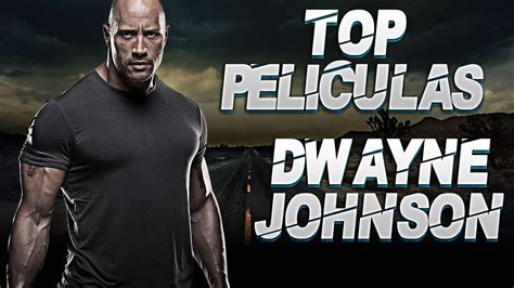 Top 5 Peliculas de DWAYNE JOHNSON Trailers en Español ...