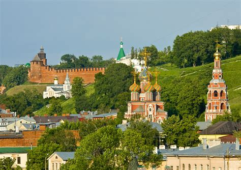 Top 5 Places to See in Nizhny Novgorod  Russia    Discover ...