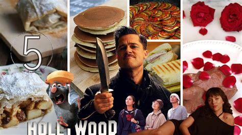 TOP 5 RECETAS DE CINE   Mis mejores platos de películas ...