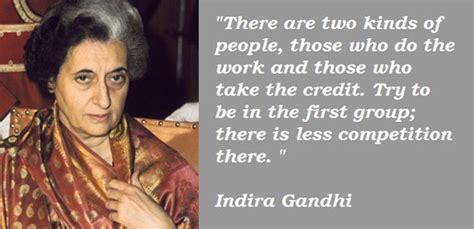 Top 50 Quotes by Indira Gandhi