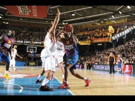 Top 7 Plays Spanish Basketball League Quarterfinals   ACB ...