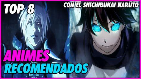 TOP 8 Animes Recomendados  con el shichibukai naruto ...