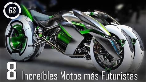 Top 8 Increíbles Motos Más Avanzadas Del Mundo || Motos ...